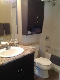Full <b>three piece bathroom</b> - Picture of Nelson Extended Stay ...
