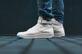 flyknit air force 1mid white air force 1 mid