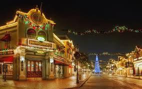 disneyland training disneyland main street at christmas time jnrm 27378606