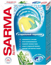 <b>Стиральный порошок Сарма</b> 400гр. <b>Актив</b> - купить в интернет ...