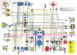 cb 350 wiring diagram cb wiring diagrams electrical wiring diagram of honda sl350