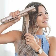 <b>2 IN 1</b> Mestar Iron <b>Pro</b> Automatic Rotating Roller Hair Curler Heating ...