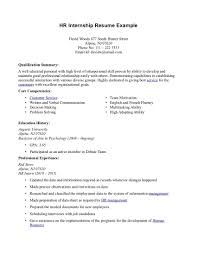 s resume commodities s resume