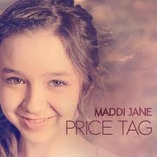 Lirik lagu Maddi Jane – Price Tag - maddi-jane-1