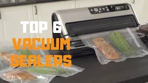 Best Vacuum Sealer in 2019 - <b>Top</b> 6 Vacuum Sealers Review ...