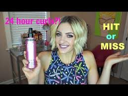 First Impressions | <b>Sexy Hair</b> Support Me <b>Heat</b> Protection Setting ...