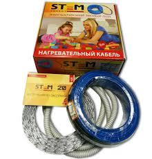 Нагревательный <b>кабель STEM</b> ENERGY : Теплый дом