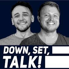 Down, Set, Talk! - Der NFL Podcast von DAZN & SPOX