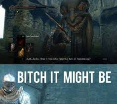 dark souls funny | Tumblr via Relatably.com