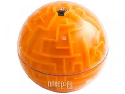 <b>Головоломка</b> Эврика Лабиринт Сфера Orange 98721