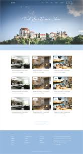 la casa real estate fully responsive html css home page la casa responsive real estate html5 template