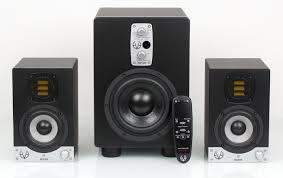 2.1-конфигурация EVE Audio: активные <b>мониторы</b> SC204 и ...