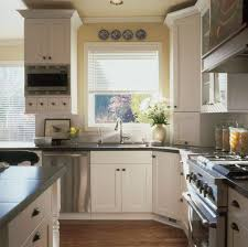 small vintage kitchen ideas kitchencountry cream style kitchen design idea retro kitchen decoratin