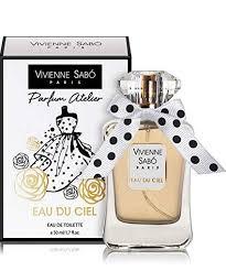 Vivienne Sabo Eau Du Ciel Eau De Toilette, 50 ml ... - Amazon.com