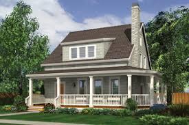 Cottage House Plans   Houseplans comCottage Exterior   Front Elevation Plan       Houseplans com