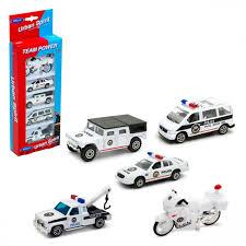 """Купить <b>Welly 97506A-1 Велли Игровой</b> набор """"Полицейская ..."""