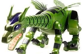 28109 <b>Радиоуправляемый динозавр</b>-<b>рептилия</b> Fire Dragon <b>Feng</b> ...