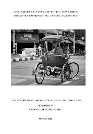 the employment assessment in chiang mai thailand sumernet publication
