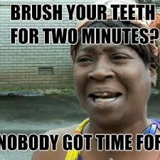 Dental Hygiene. by therainbeau - Meme Center via Relatably.com