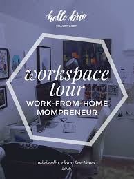 home office and desk tour for an illustrator writer work from what a difference it makes after a mere hour s worth of cleaning i felt rejuvenated and ready for my day