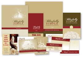 Blissfully Simple Wedding Planning Business System    How to Start
