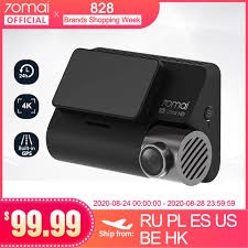 <b>Pre sale 70mai A800</b> Smart Dash Cam 4K Built <b>in</b> GPS ADAS Real ...