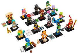 Купить <b>Конструктор LEGO</b> Collectable <b>Minifigures 71025</b> Серия 19 ...