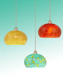 blown glass pendant lighting for kitchen island blown glass pendant lighting