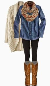 30 Cozy <b>Sweater</b> Outfit Ideas for <b>Fall</b> & <b>Winter</b> | Fashion, Leggings ...
