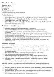 college instructor resume   sales   instructor   lewesmrsample resume  college instructor resume sle downloads
