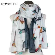 <b>FOXMOTHER New Fashionable</b> Women Tropical Green Bandana ...