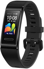 Фитнес-браслет <b>Huawei Band</b> 4 Pro Graphite/Black (TER-B19S ...