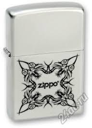 "<b>Зажигалка Zippo 205</b> ""<b>Tattoo</b>"" (ZIPPO Manufacturing Co, MADE IN ..."