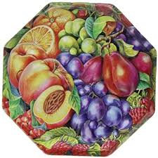 Churchill's <b>Orchard Fruits</b> Tin with Natural <b>Fruit</b> Jellies 300 g (Pack of ...