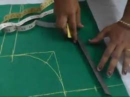 Perfect Blouse <b>Cutting</b> With Measurement in English - YouTube