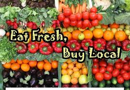 Eat Fresh, Buy Local