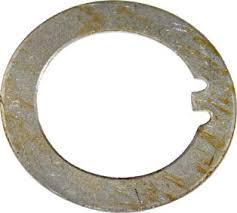 Crown Automotive JA000865 <b>Front Wheel</b> Bearing <b>Spindle Nut</b> Lock ...