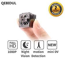 QEBIDUL <b>SQ8</b> Mini Camera 1080p 720p Full HD Dash Cam <b>Night</b> ...