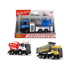 <b>Машина Dickie Toys Mobile</b> Crane 15 см (1002338352) купить в ...