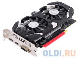 <b>Видеокарта MSI GeForce</b> GTX 1050 Ti 4GT OC 4Gb 1341Mhz ...