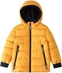 Boys' Outdoor Recreation Jackets & Coats - Yellow ... - Amazon.com