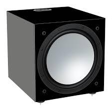 Купить <b>Активный сабвуфер Monitor Audio</b> Silver W12 (6G) black ...