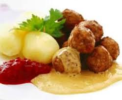 Hasil carian imej untuk swedish meatball recipe