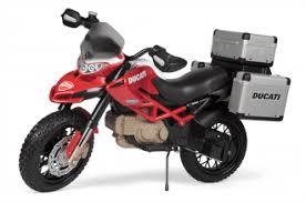 <b>Детский</b> электромотоцикл <b>Peg</b>-<b>Perego Ducati</b> Enduro— купить ...