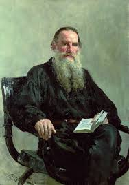 authenticity in tolstoy s ivan ilyich the gemsbok the death of ivan ilyich portrait of lev nikolayevich tolstoy by ilya repin