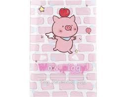 <b>Kawaii Factory</b> Набор <b>стикеров</b> Piggy с яблоком - Акушерство.Ru