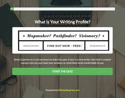 what s your writing profile take the quiz writeforkids click here to start