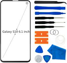 <b>Galaxy S10</b> 6.1- Black <b>G973U</b> Original <b>Galaxy S10</b> Screen ...