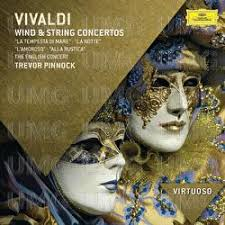 <b>Vivaldi</b>: Wind & String Concertos di The English Concert, <b>Trevor</b> ...