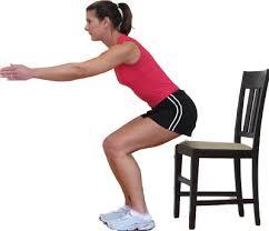 Las sentadillas son efectivas para eliminar la celulitis